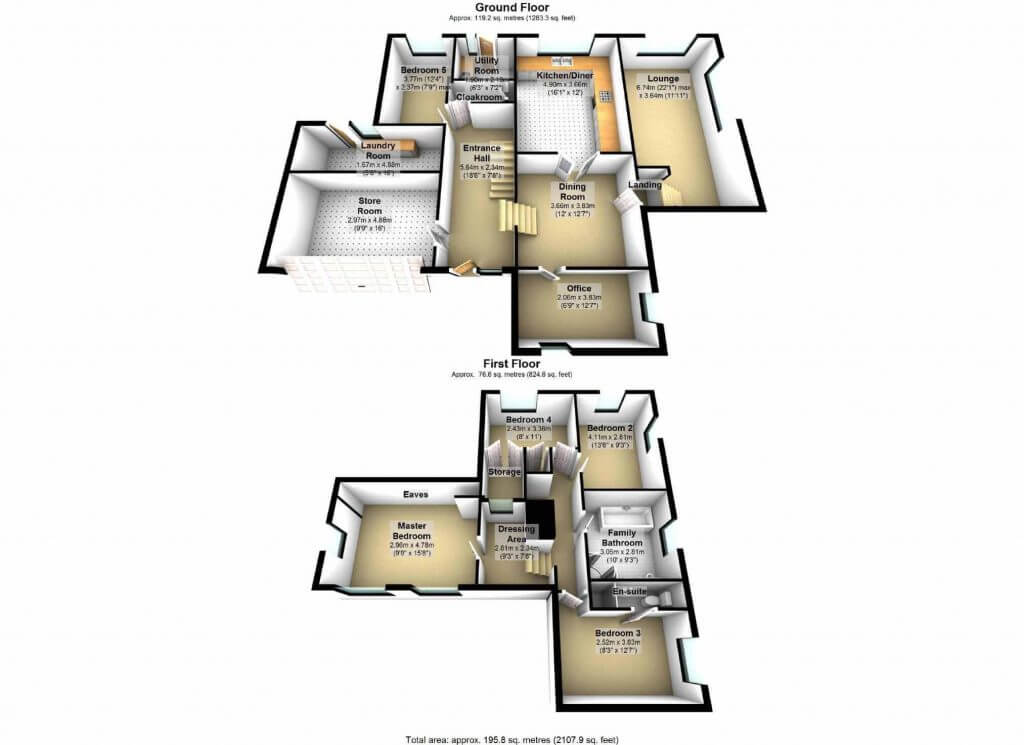An Example Of Our 3D Software Used To Make 3d Floor Plans That Canu0027t  Compare.